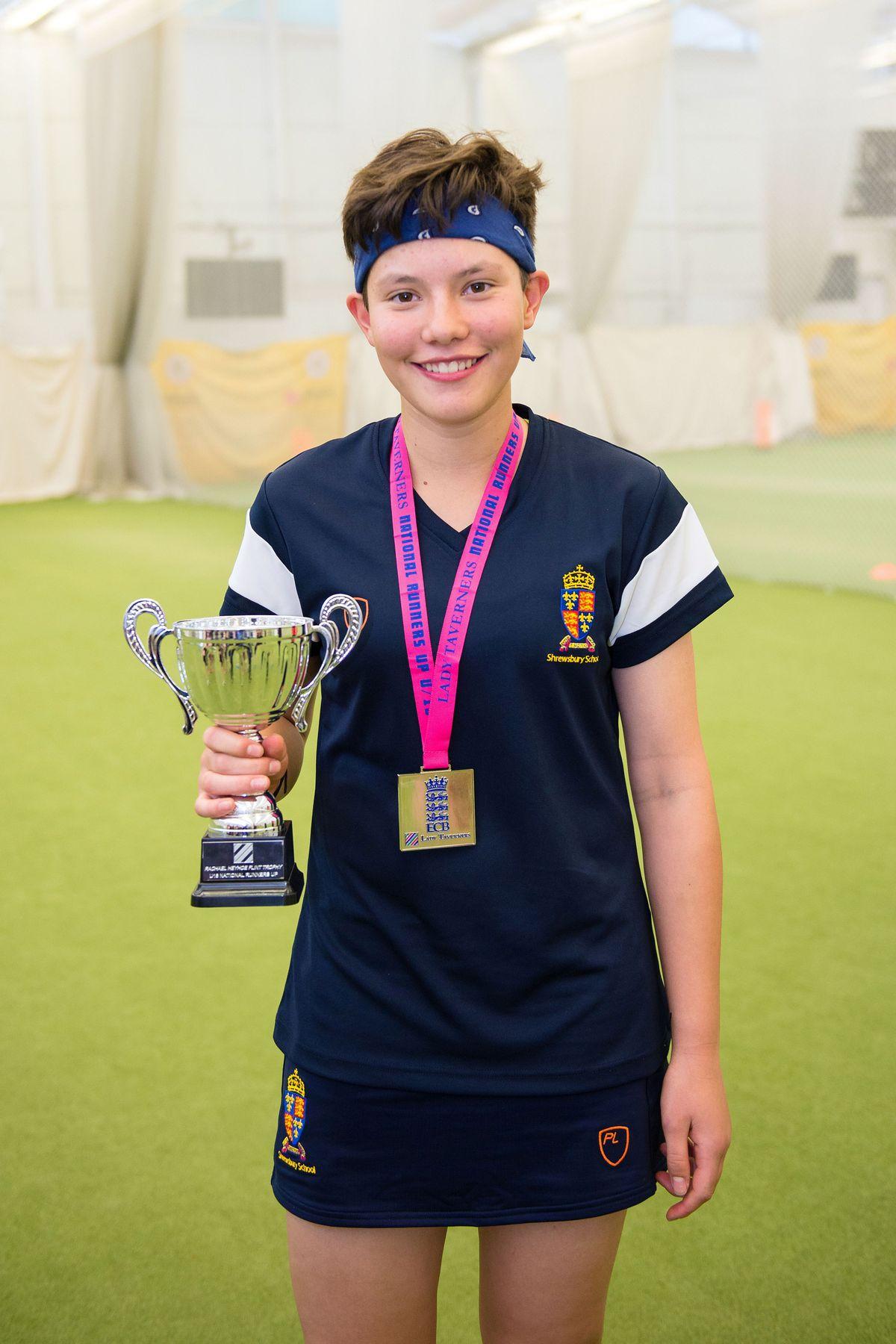 Shropshire's Issy Wong nets an England call | Shropshire Star
