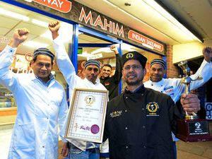 Shropshire chef hoping to be named country's King of Spice