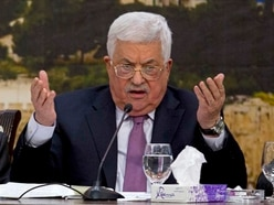 Palestinian leader Abbas to remain in hospital, doctor says