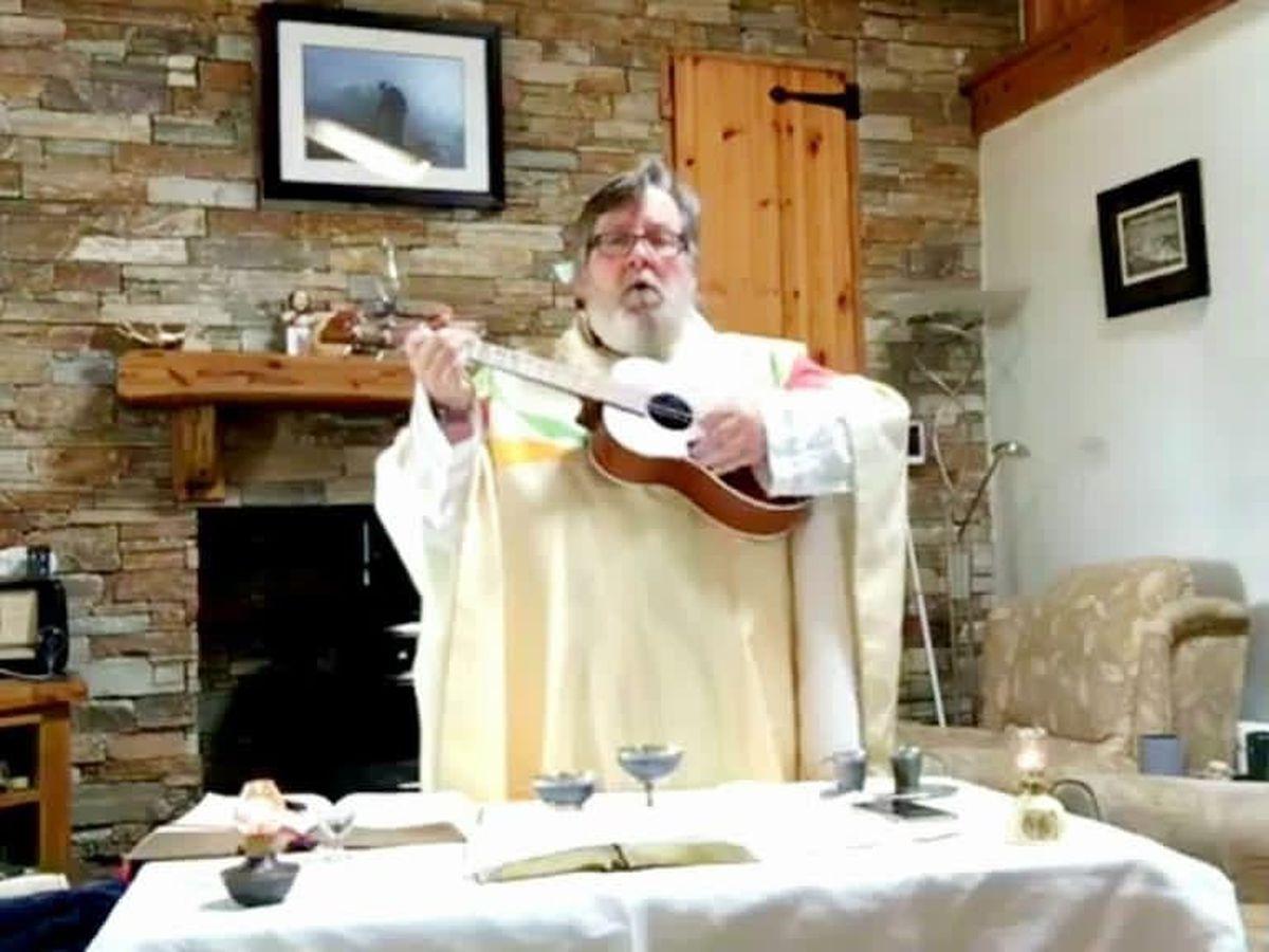 Father Pat Ward