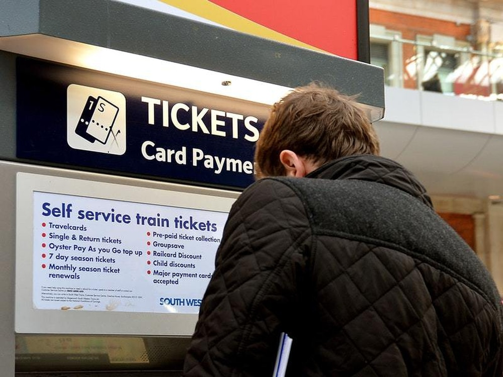 Critics hit out over expected 3 5% rise in rail season ticket costs