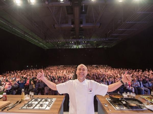 WIN: Tickets to BBC Good Food Show Summer in Birmingham