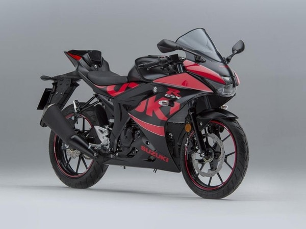 Suzuki announces accessory and graphics packs for GSX-R125
