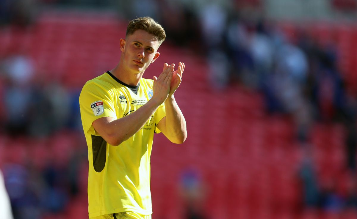 Dean Henderson has been called up to the Three Lions (AMA)