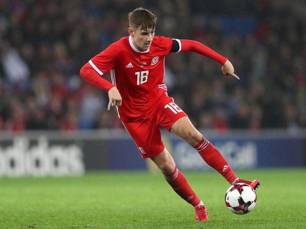 David Brooks back with Wales' Under-21 squad   Shropshire Star