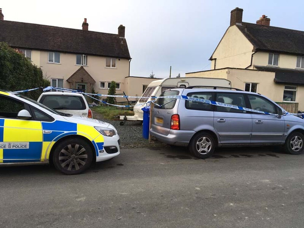 Woman arrested over murder of seven-year-old Shropshire boy