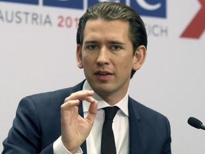 Austrian coalition deal to make Sebastian Kurz the youngest leader in Europe