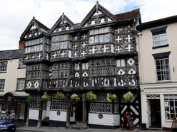 Part of Ludlow's Feathers Hotel closed as Legionella bacteria found again