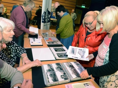 Blast from the past as historians unite at Telford event - with pictures