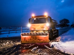 Shortlist for Shropshire gritter names revealed - and, yes Gritty Mcgritface is in there!