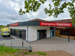 Emergency care still available in Shropshire, heath bosses say as A&E patient numbers drop