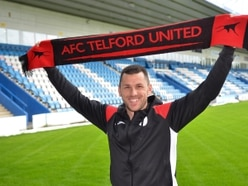 AFC Telford sign Aaron Williams on two-year deal