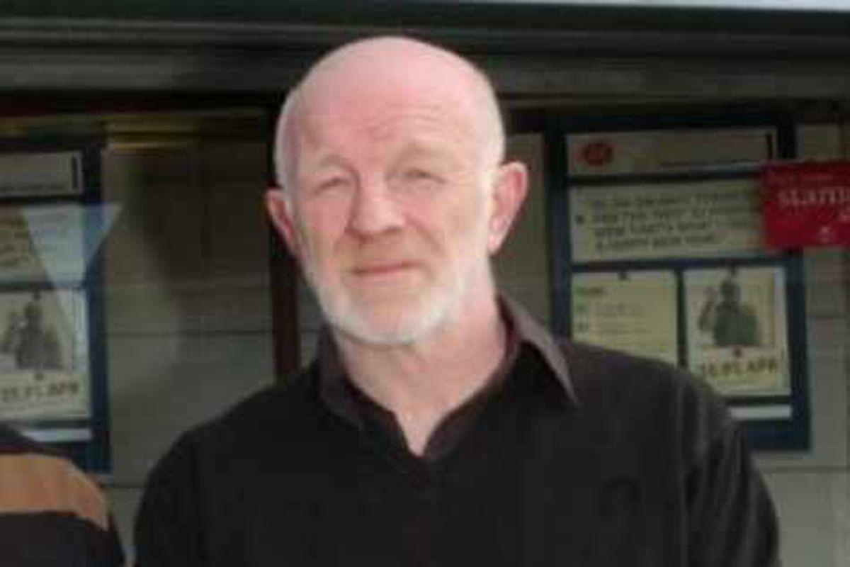Councillor Alan Moseley
