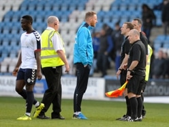 Gavin Cowan defends Telford fans over FA charge