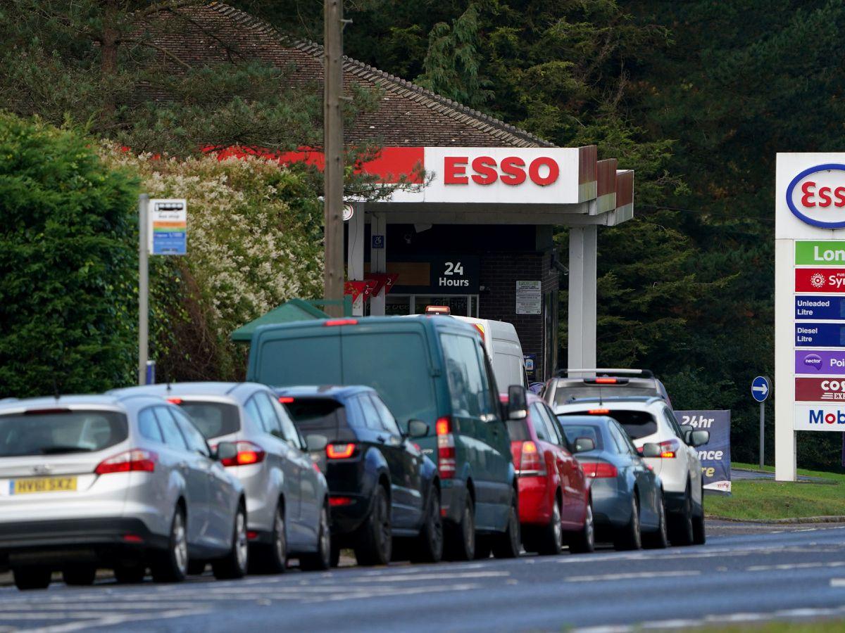 Fuel spending