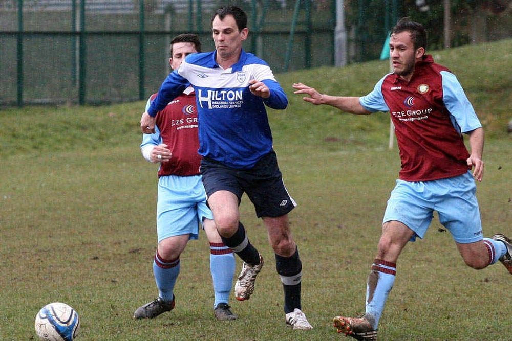 Aston Villa In Highley For Gerry Hitchins Memorial Shropshire Star