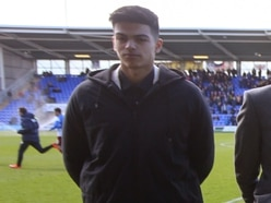 Cameron Gregory offered professional Shrewsbury Town deal as decision made on scholars