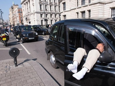 Black cabs v Uber: The Knowledge factor