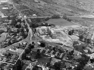 Work well under way in June 1965.