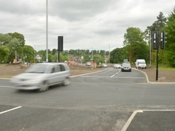 Shrewsbury's Meole Brace Roundabout redesign up for two awards