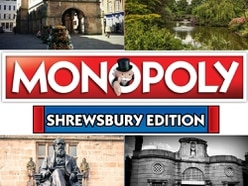 Hunt is on for Shrewsbury Monopoly VIP