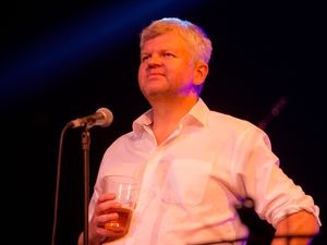 Adrian Chiles will speak at the conference