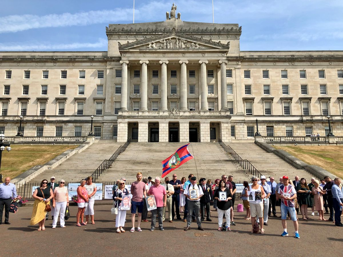 Victims voice anger at Government's Troubles 'amnesty' plan
