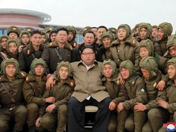Kim Jong Un vows to build 'invincible army' and oversees another military drill