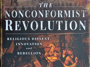 Book picture. The Nonconformist Revolution by Amanda Thomas. Amanda J Thomas. Library code: book picture 2020. book 2020..