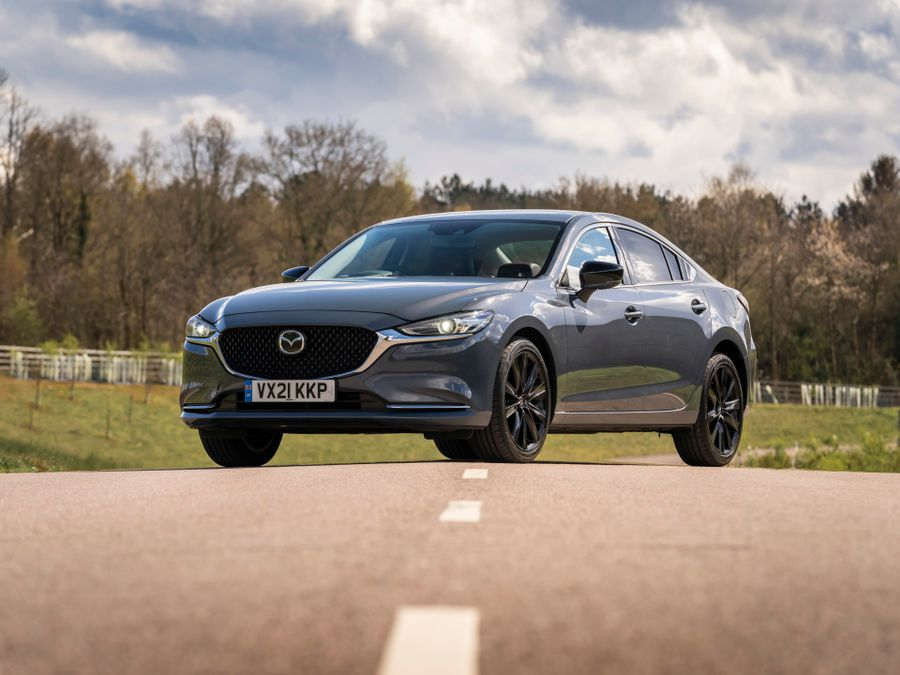 UK Drive: The Mazda6 Kuro Edition brings extra style to this sleek saloon