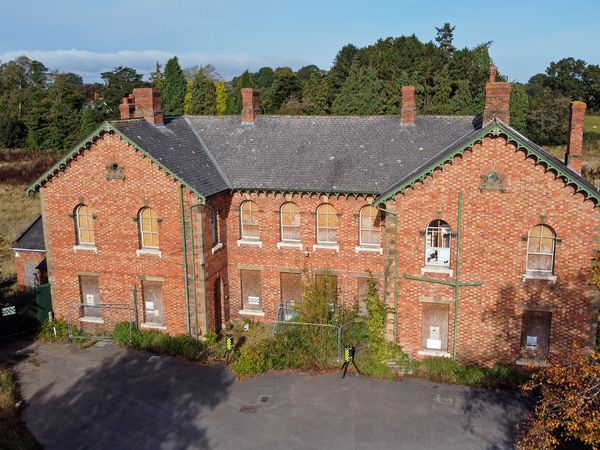 Ellesmere station building is to be developed for housing