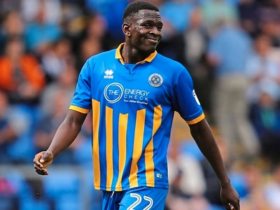 Shrewsbury's flying start is no surprise to Toto Nsiala