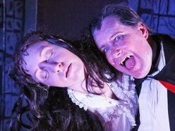 Fang-tastic! Sink your teeth into Dracula comedy at Severn Valley Country Park