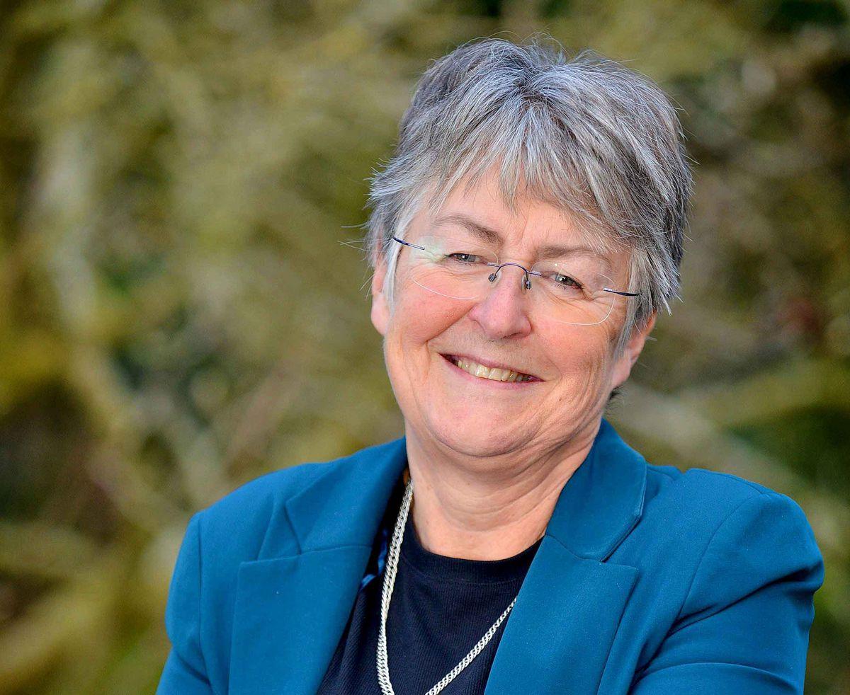 Ludlow Liberal Democrat candidate Heather Kidd