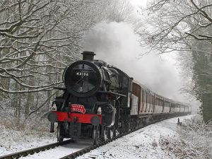 Severn Valley Railway. Photo: Bob Sweet