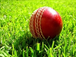 Cricket success hits footballers