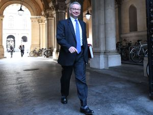 Chancellor of the Duchy of Lancaster Michael Gove leaves a Cabinet meeting at the Foreign and Commonwealth Office, London. PA Photo. Picture date: Tuesday October 20, 2020. See PA story HEALTH Coronavirus. Photo credit should read: Stefan Rousseau/PA Wire