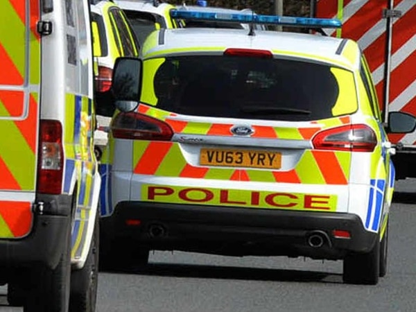 Two-car crash closes A49 junction south of Ludlow