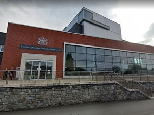 Caernarfon Crown Court heard about the extent of the injuries inflicted. Photo: Google