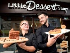 Sweet! Shrewsbury's new Little Dessert Shop shop has 1,000 puddings and serves up 25 jobs