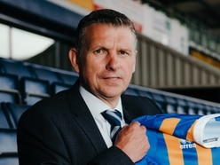Shrewsbury Town boss John Askey happy about home start