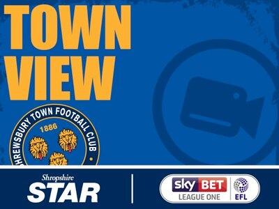 Shrewsbury Town v Scunthorpe: Lewis Cox's video update