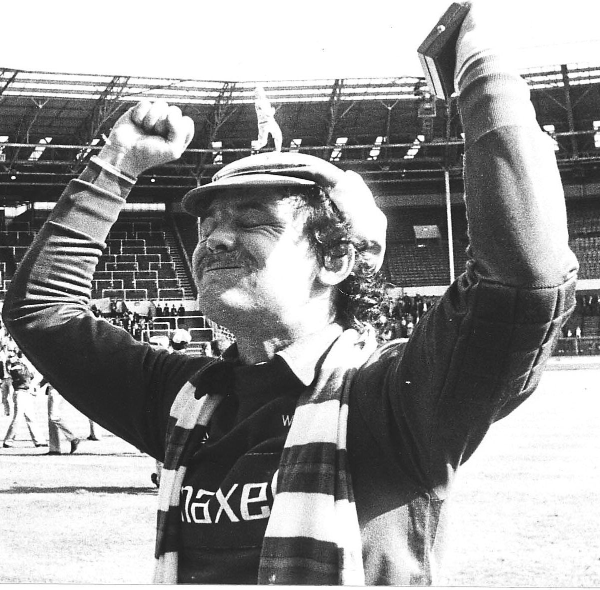 Former Telford United goalkeeper Kevin Charlton, hero of the club throughout the 1980s, has died aged 66