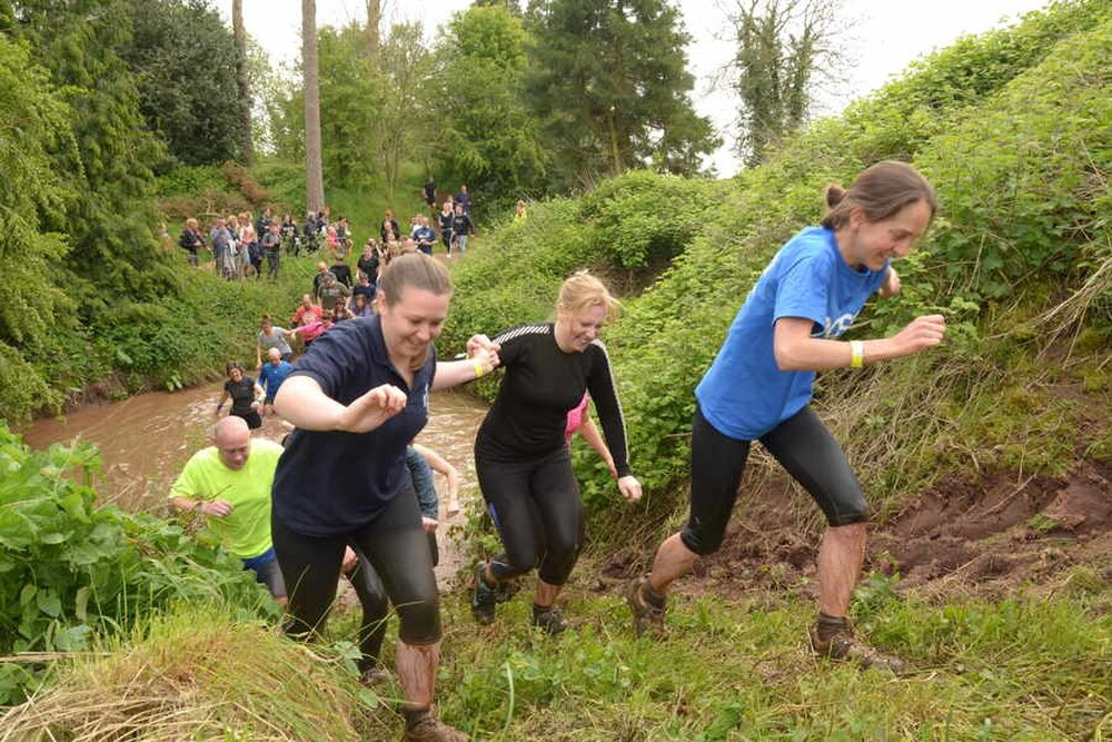 Runners To Get Mudtastic During Shropshire Mud Run
