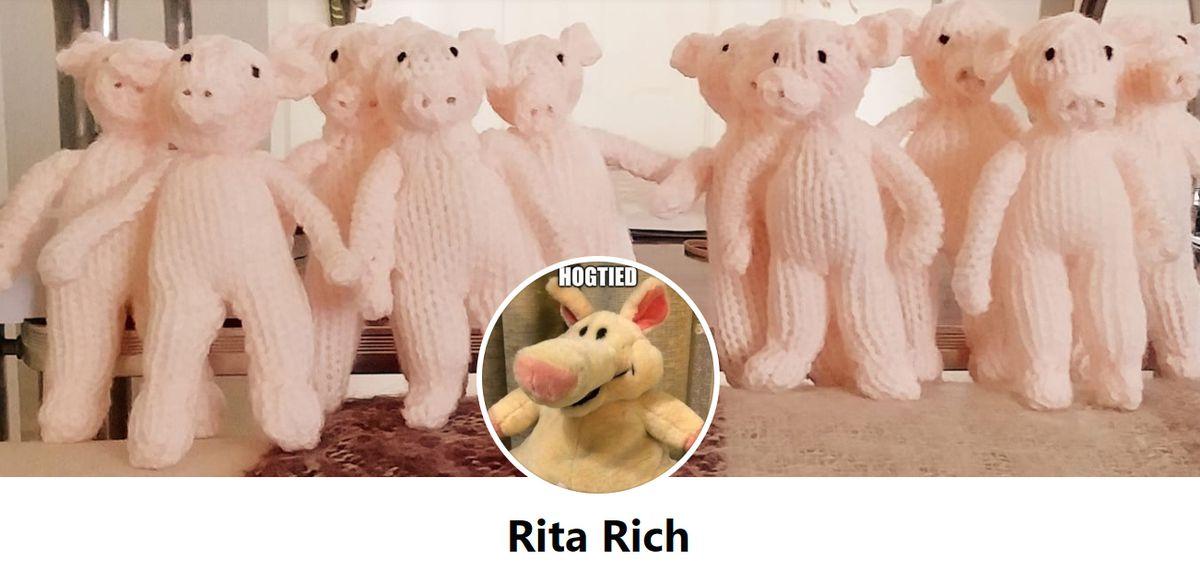 Rita's Facebook site