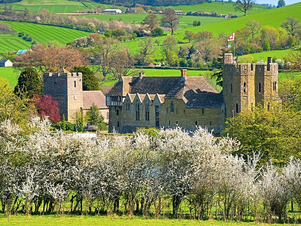 £620,000 project completed at Stokesay Castle