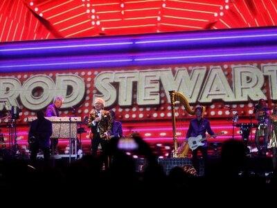 Rod Stewart, Arena Birmingham - review