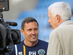 Boss Paul Hurst warns fans: Don't expect Shrewsbury and Rotherham to serve up a Wembley thriller