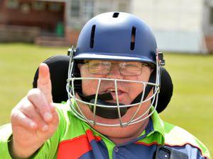 John McIntear, at St. George's Cricket Club, Telford