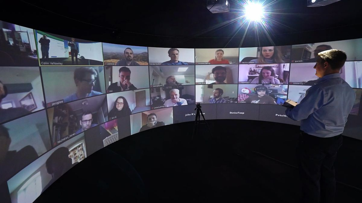 Collaboration tool for video conferences